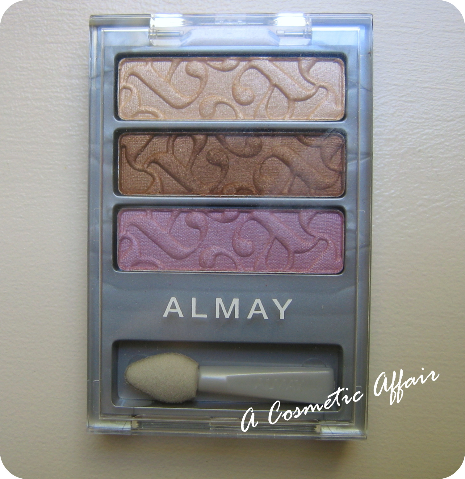product review: almay intense i-color trio for browns   a