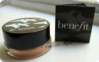 benefit, benefit creaseless cream shadow liner