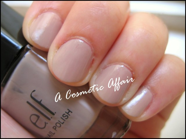 elf nail polish desert haze