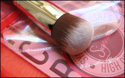 sigma synthetic round top brush f82
