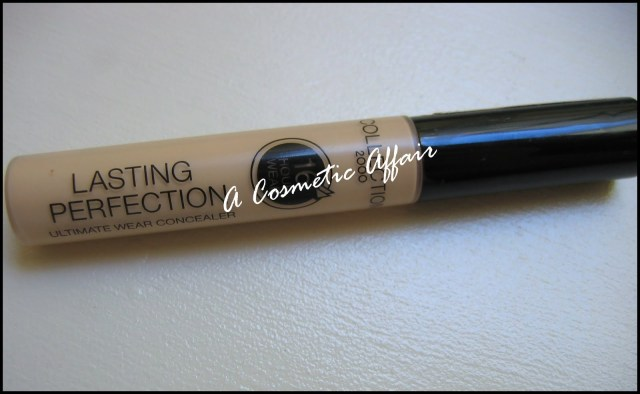 collection 2000 concealer, collection 2000 16 hour wear concealer, collection 2000