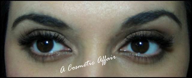 false lashes review