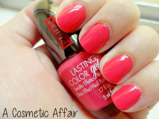 Pupa Lasting Color Gel 018