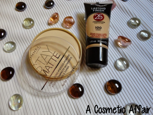 rimmel matte foundation