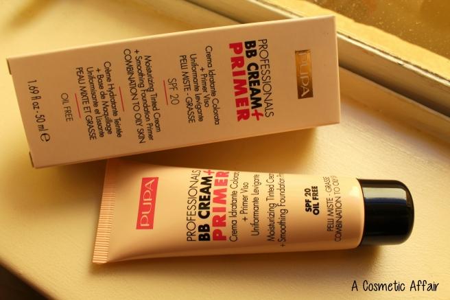 Pupa Milano BB Cream + Primer