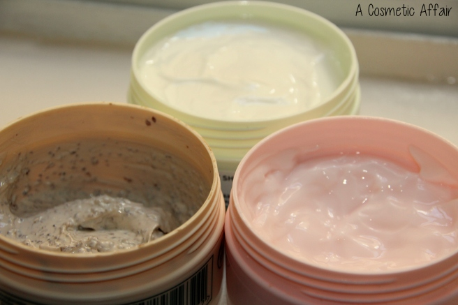 body shop, mask, treatment, blemishes, hydrating