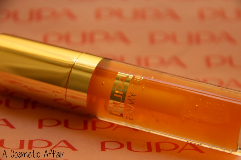 pupa milano malta, oil, dry, chapped, lips, balm, treatment