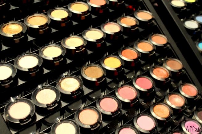 MAC Malta Liptensity store Sliema swatches lipstick Bangin Brilliant