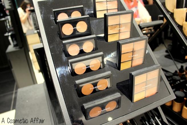 MAC Malta Liptensity store Sliema swatches lipstick